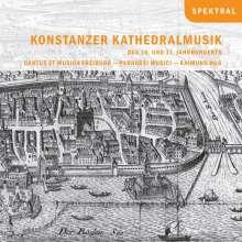 Konstanzer Kathedralmusik des 16. & 17.Jahrhunderts, CD