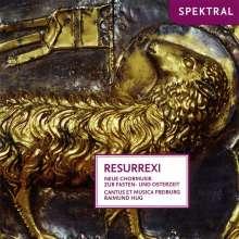 Cantus Et Musica Freiburg - Resurrexi, CD