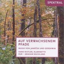 Leos Janacek (1854-1928): Auf verwachsenem Pfade für Kammerorchester (arr. Graham Buckland), CD