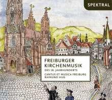 Freiburger Kirchenmusik des 18. Jahrhunderts, CD