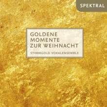 Stimmgold Vokalensemble - Goldene Momente zur Weihnacht, CD