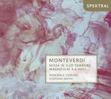 Claudio Monteverdi (1567-1643): Missa in illo tempore, CD