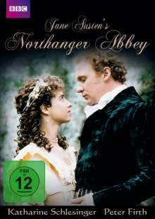 Northanger Abbey (1986), DVD