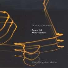 Helmut Lachenmann (geb. 1935): Concertini, Super Audio CD