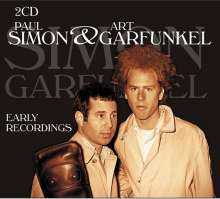 Simon & Garfunkel: Early Recordings, 2 CDs
