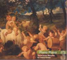 Piano Piano 3 - Tänzerische Melodien für kleine Kinder, CD