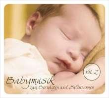 Babymusik zum Beruhigen und Entpannen Vol.2, CD