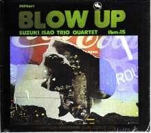 Isao Suzuki (geb. 1933): Blow Up (Limited 24-Karat-Gold-HDCD), CD
