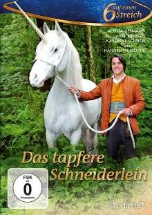 Sechs auf einen Streich - Das tapfere Schneiderlein, DVD