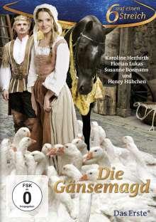 Sechs auf einen Streich - Die Gänsemagd, DVD