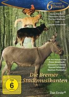 Sechs auf einen Streich - Die Bremer Stadtmusikanten, DVD