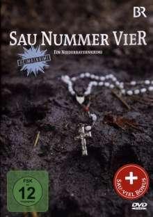 Sau Nummer Vier - Ein Niederbayernkrimi, DVD