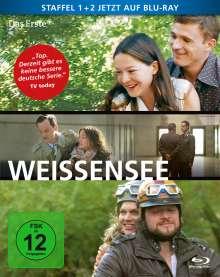 Weissensee Staffel 1 & 2 (Blu-ray), 2 Blu-ray Discs