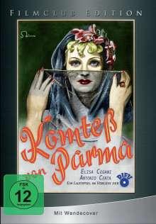 Komteß von Parma, DVD