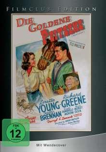 Die goldene Peitsche, DVD