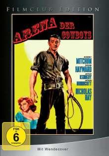 Arena der Cowboys, DVD