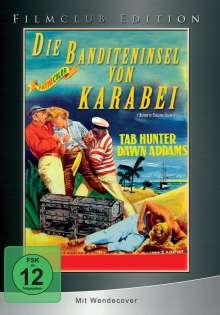 Die Banditeninsel von Karabei, DVD