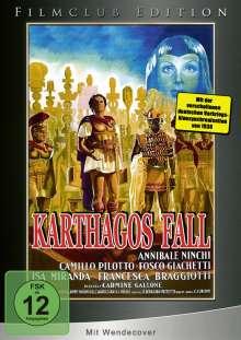 Karthagos Fall, DVD