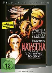 Natascha, DVD