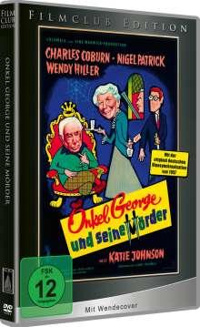 Onkel George und seine Mörder, DVD