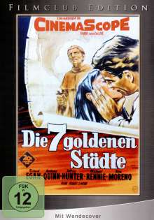 Die 7 goldenen Städte, DVD