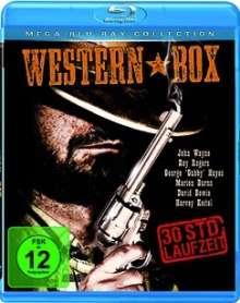 Mega Blu-ray Collection: Western (Blu-ray), Blu-ray Disc