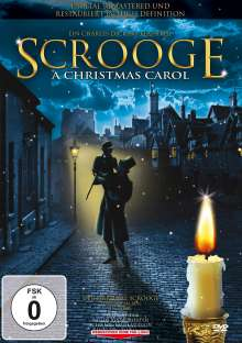 Scrooge - A Christmas Carol (1935), DVD