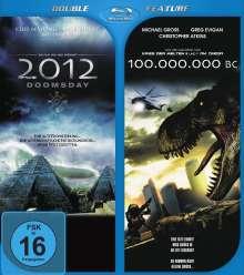 2012: Doomsday / 100 Million BC (Blu-ray), Blu-ray Disc