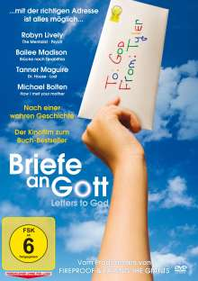 Briefe an Gott, DVD
