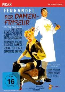 Der Damenfriseur, DVD