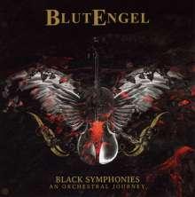 Blutengel: Black Symphonies: An Orchestral Journey, CD