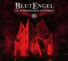 Blutengel: Live im Wasserschloss Klaffenbach, 2 CDs