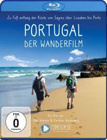 Portugal - Der Wanderfilm (Blu-ray), Blu-ray Disc