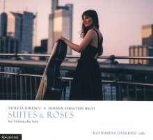 Violeta Dinescu (geb. 1953): Kammermusik für Cello, CD