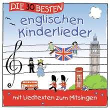 Simone Sommerland: Die 30 besten englischen Kinderlieder, CD
