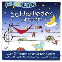 Die 30 besten neuen Schlaflieder für Kinder, CD