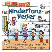 Simone Sommerland, Karsten Glück & Die Kita-Frösche: Die 30 Besten Kindertanzlieder, CD