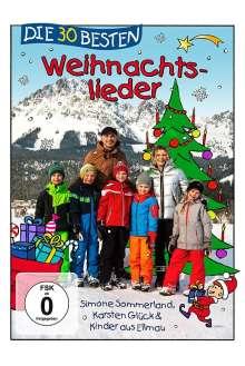 Die 30 besten Weihnachtslieder, DVD