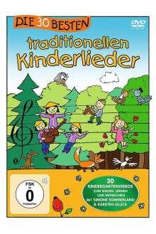 Die 30 besten traditionellen Kinderlieder, DVD