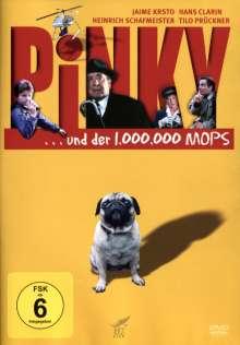 Pinky und der 1.000.000 Mops, DVD