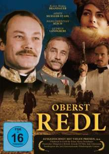 Oberst Redl, DVD