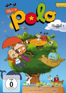 Polo Staffel 1, 4 DVDs