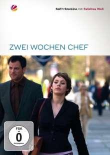 Zwei Wochen Chef, DVD