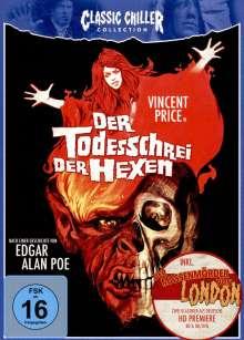 Der Todesschrei der Hexen (Blu-ray), 2 Blu-ray Discs