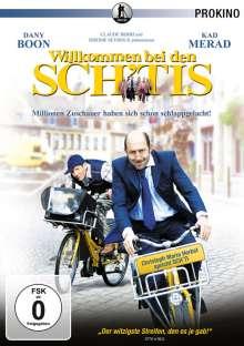 Willkommen bei den Sch'tis, DVD