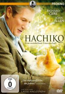 Hachiko (2009), DVD