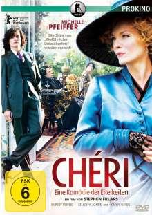 Cheri - Eine Komödie der Eitelkeiten, DVD