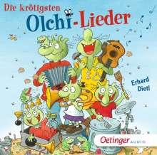 Erhard Dietl: Die krötigsten Olchi-Lieder (CD), CD