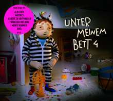 Pop Sampler: Unter meinem Bett 4, CD