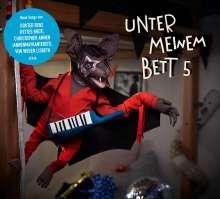 Unter meinem Bett 5, CD
